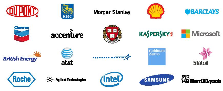 Customer logos 1